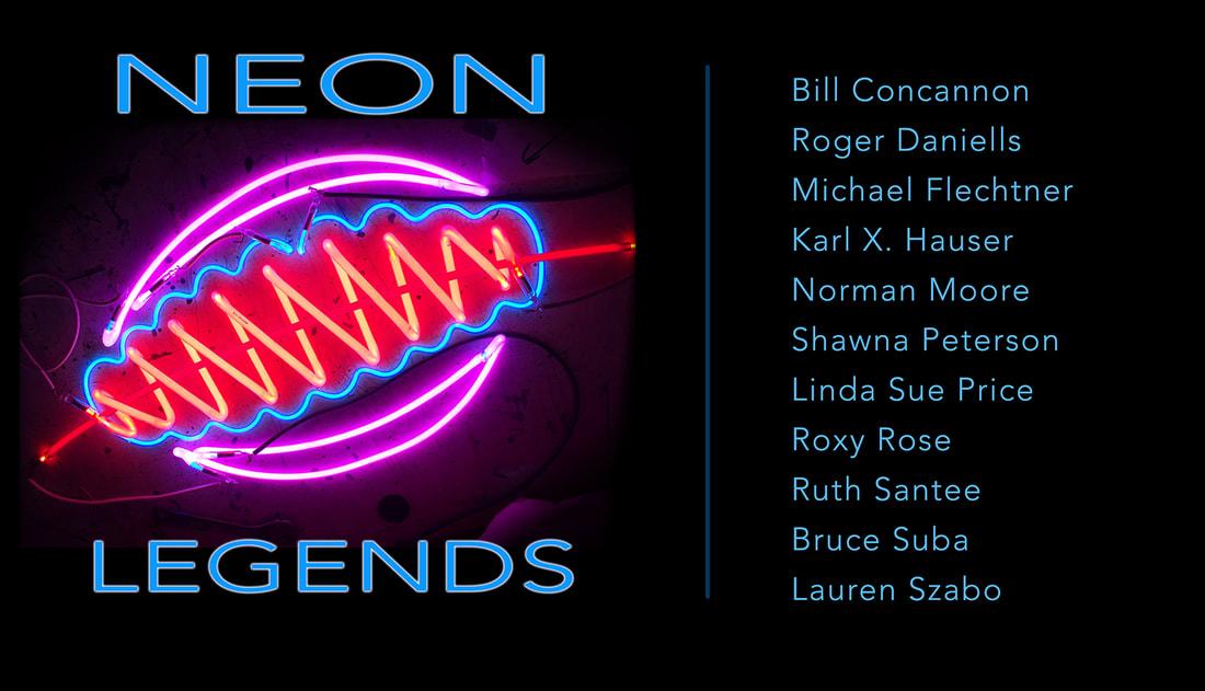 Neon Legends - Transmission Gallery